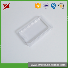 2016 good plastic pet disposable clamshell blister packing box