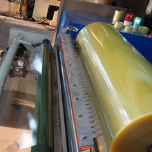 Adhesive Semi-products opp packing tape jumbo rolls for slitting machine