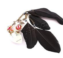 Gets.com feather xhilaration earrings