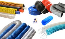 PVC FLEXIBLE STEEL REINFORCED HOSE PIPE