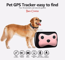 Long Distance Outdoor Wifi Anti-Lost Alarm Locator Collar Gsm Dog Cat Pet Mini Gps Tracker