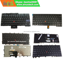 Original New Laptop keyboard for Lenovo Yogo T430 T420 T410 T510 T520 T530 T450 L440 L430 G570 G580 X230 X240 Notebook KB