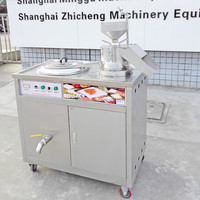 Factory peice Bean Product Processing Machinery electric soya bean milk cooker