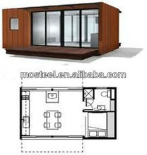 2013 The most popular container house