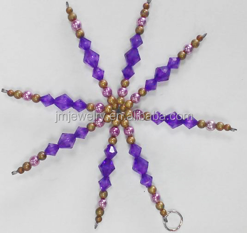 crafts made of beads,handicrafts made of abaca,decoration accessory.