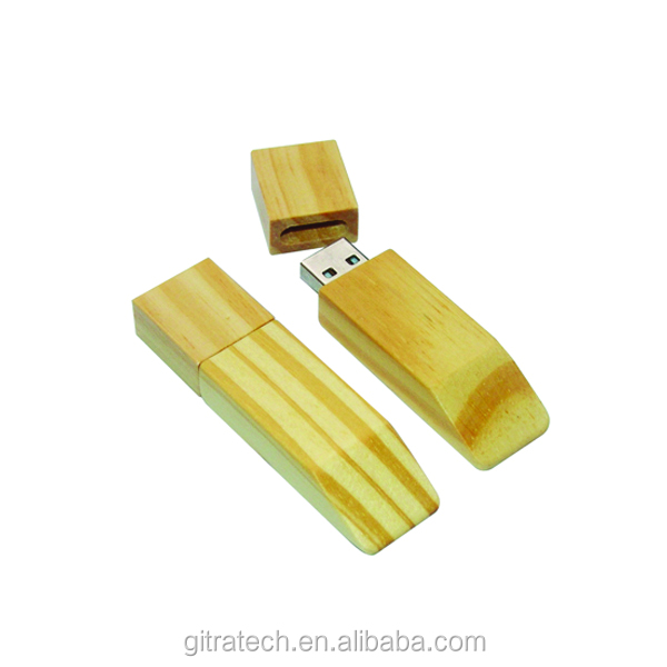 Bulk Cheap Wood Bamboo USB Memory Drive /Stick For Sale Use Or Gifts With Customed Logo