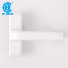 Hardware aluminium accessories diecast window handle