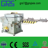 Automatic 2 Wires Iron Nail Making Machine with High Working Speed