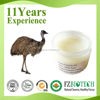 Chinese Supplier 100% Pure Natural Premier Low Price Cream Form Ostrich Oil