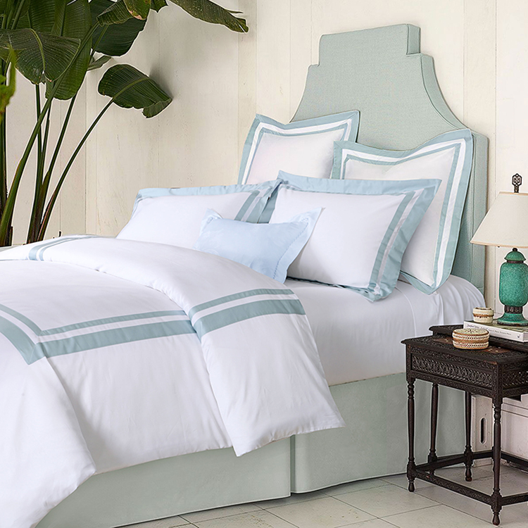 100% cotton luxury bedding set sheet cover set