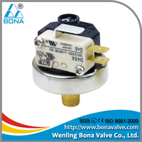 "1/4"" pressure switch for hot air"