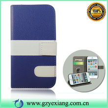 Mobile Phone Case Card Holder Wallet Case For Blu Studio 5.5 PU Leather
