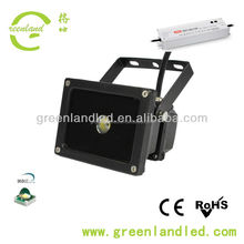 CE,RoHS High Power 10W cob led square light\led miner light\ led tunnel light