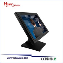 Flat Screen 15 inch Touch Screen LCD 1024*768 Monitor For Pos