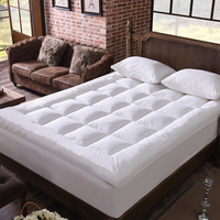 Polyester Mattress Topper Quilted Polyester Mattress Topper Washable Polyester Bed Mattress Topper