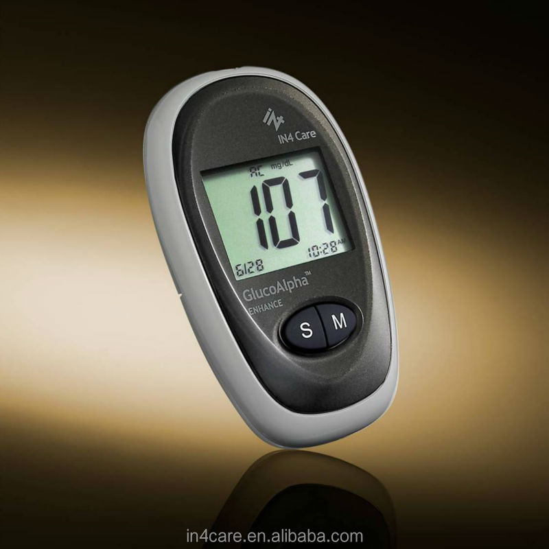 Digital Easy to Operate High Accurate Blood Glucose Monitoring System