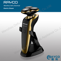 rechargeable black man electric shaver