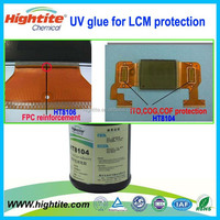 LCM adhesive glue for sensor and LCM adhesive touch panel / screen adhesive LCD TN STN seal protect UV