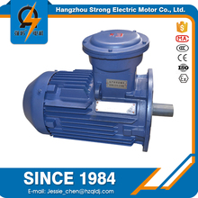 High torque slarge size ex proof small ac explosion proof motor