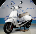 CLASSIC- 2017 Hot Sell New Model FASIONAL GAS Adults 125CC Gas Scooter MOTORCYCLE