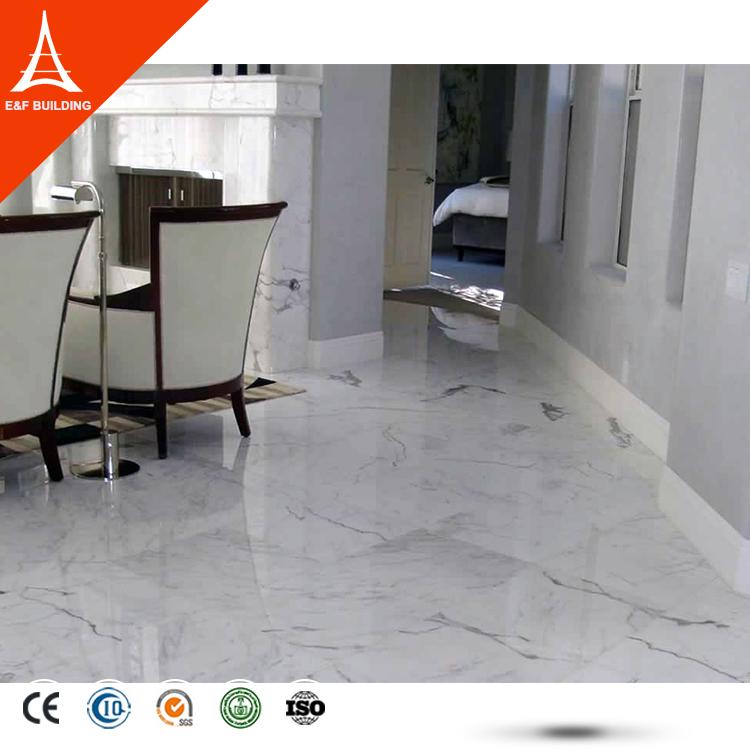 Polish tile floors