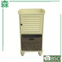 Yasen Houseware Outlets French Alibaba,Willow Baskets Drawers Cabinet,Alibaba China