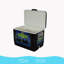 Alcohol containers insulated classical plastic tall wine cooler ice cooler bag box