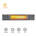 Bluetooth patio heater with HQ speaker and colorful LED light