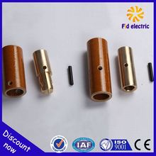 NEW ELECTRICAL CONNECTOR 5.0 BANANA PLUG FEMALE GOLD BULLET 300A OR 60A