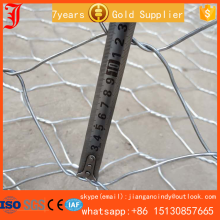 heavy hexagonal wire mesh gabions
