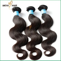 Factory price supplier perfect tangle free ladies virgin hair of hottest products 2017