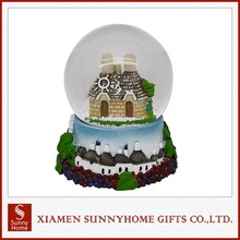 Chinese Manufacturer Hand Made water globe