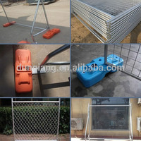 Galvanised Temporary Fence Portable Fencing