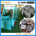 Charcoal briquette extruder machine/Honeycomb briquette extruder machine/coal briquette making machine