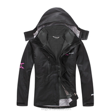 Black Durable Sweat Jacket Man Casual Winter Clothing Jackets for Men