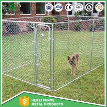 Chain link dog kennel lowes for wholesales