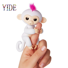 Fingerlings Interactive Baby Monkeys Smart Colorful Fingers Llings Smart Induction Toys Best Birthday Gifts For Kids