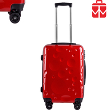 Top selling various size urban polycarbonate trolley luggage