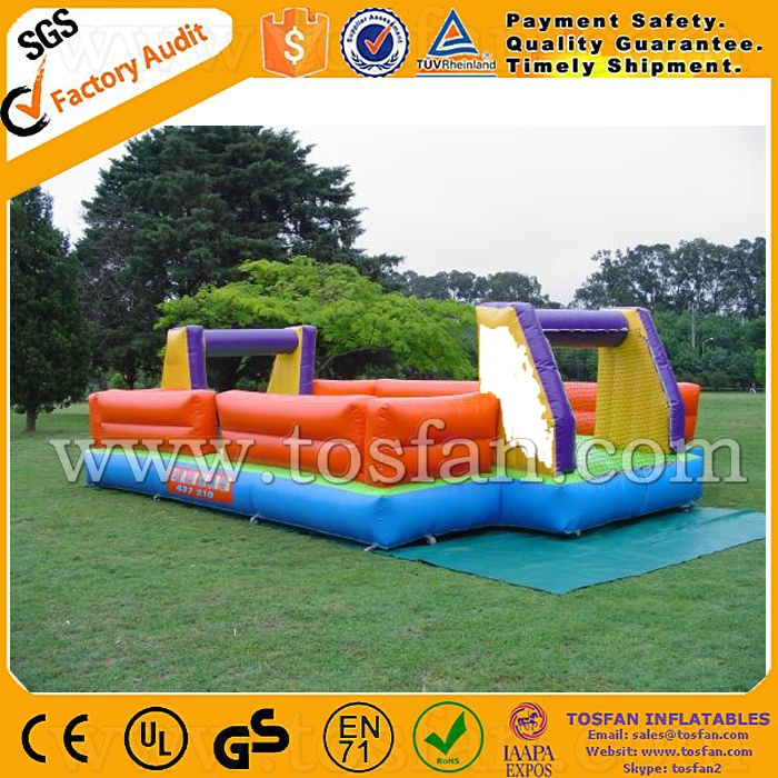Sealed inflatable football field football pitch football court A6005