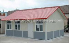 low cost stronger and durable light steel structure prefab villa and modular house