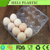 Egg container hatching eggs plastic tray