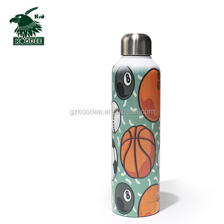 2019 hot new products high-quality stainless steel sports water bottle