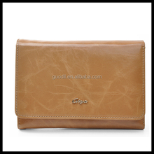 Fashion female high quality pu envelope wallet and purse