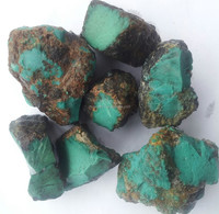 hardness turquoise jade rough stone