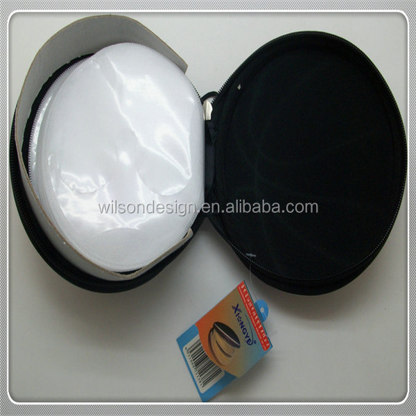 Wholesale custom leather CD case
