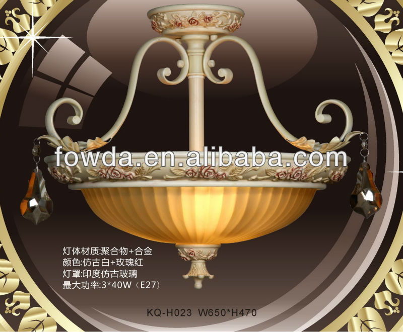 CHINA CHEAP ENROPEAN STYLE MORDEN CRYSTAL PENDANT LIGHTS
