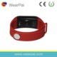 Sport oriented Aid fitness tracker smart bracelet wrist watch pedometer for kids smart bracelet with sdk F1 smartwatch