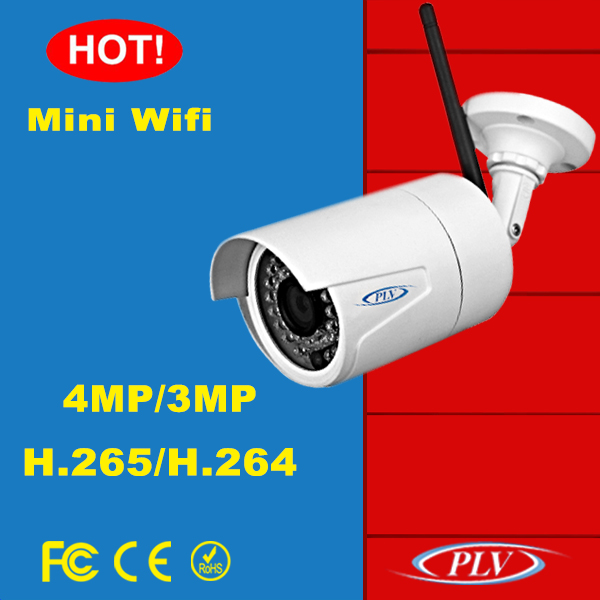 Free remote control p2p software ip camera wi-fi 4 megapixel ip cctv outdoor camera wifi