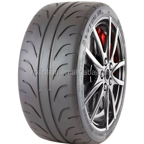 Semi Slick Tyres 265/35R18 Drag Street Racing Slick Tires