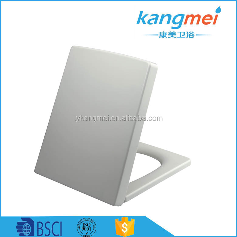 Factory Supply Modern Style Square Toilet Seat Cover